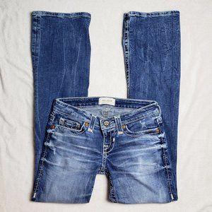 Women's - Big Star Liv Bootcut Jeans, Size 25R